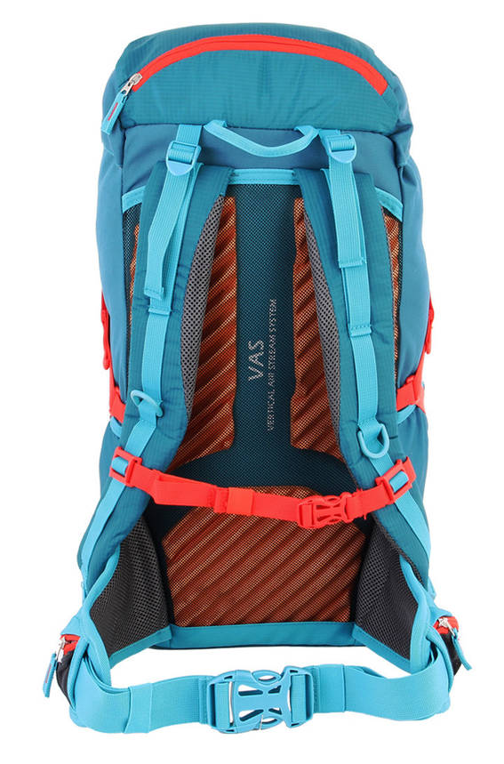 Рюкзак S807045 Axon Rider 30L Blue, фото 2