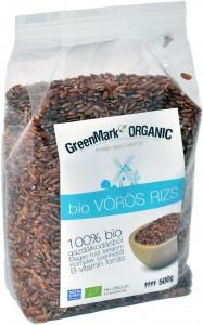 Рис красный органический 0,5кг/упаковка