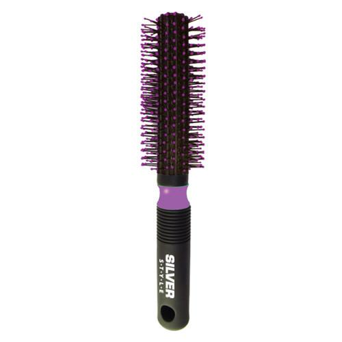 Расчёска-браш для укладки волос Silver Style