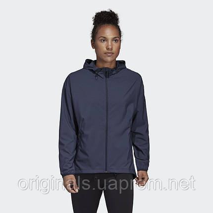 Женский куртка Adidas Woven Cover Up DT7529  , фото 2