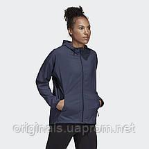 Женский куртка Adidas Woven Cover Up DT7529  , фото 3