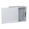 Шкаф антивандальный БК-550-З-1-4U