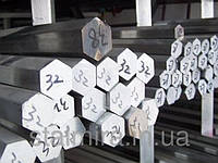 Шестигранник н/ж 12Х18Н10Т