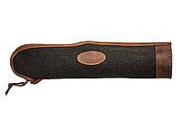 Чехол для оптического прицела из плотной шерсти и кожи Artipel