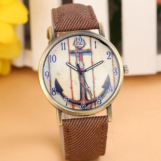 Часы женские Ancora brown (коричневый)