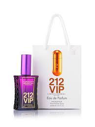 Мини парфюм в подарочной упаковке Carolina Herrera 212 VIP 50 ml