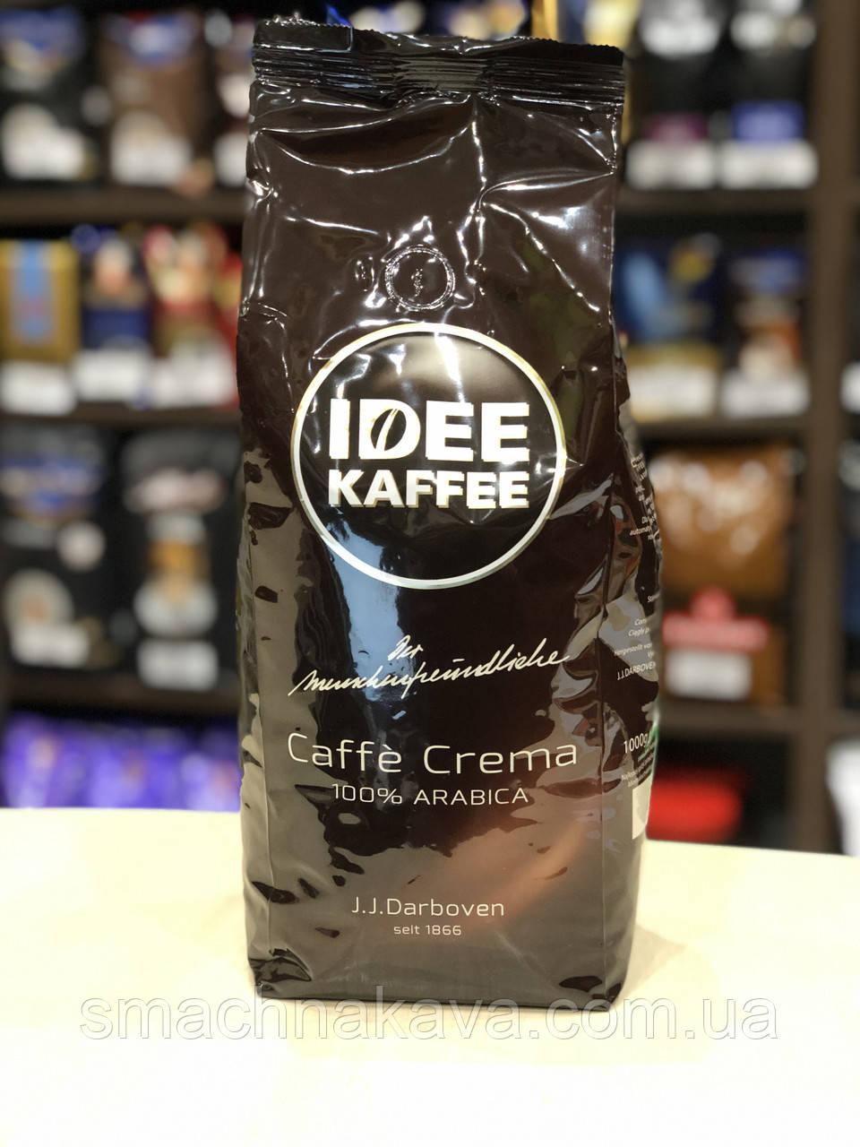 Кофе в зернах Idee Kaffee Caffe Crema 1 кг