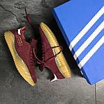Мужские кроссовки Adidas Kamanda (Бордовые) , фото 7
