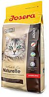 Йозера Натюрель Josera Naturelle сухой корм для стерилизованных кошек и кастрированных котов 10 кг