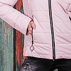 Модная женская куртка Amazonka - модель 2019 - (кт-437), фото 4