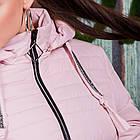 Модная женская куртка Amazonka - модель 2019 - (кт-437), фото 6