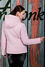 Модная женская куртка Amazonka - модель 2019 - (кт-437), фото 7