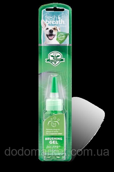 """Гель для чистки зубов у собак Тропиклин """"Свежее дыхание"""" 59 мл"""