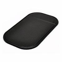 Нано-коврик антискользящий в авто NANO, Pad Anti-Slip black (черный), фото 1