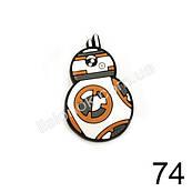 Джибитсы Звездные войны, поштучно BB8