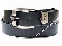 Ремень мужской кожаный Levi's 40 мм., реплика арт. 930671