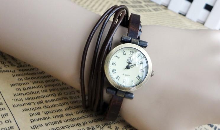 Часы женские винтажные Dominic brown