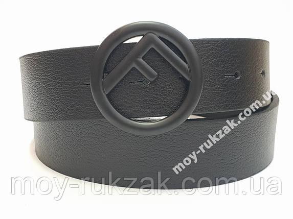 Ремень мужской кожаный Fendi 40 мм., реплика арт. 930691, фото 2