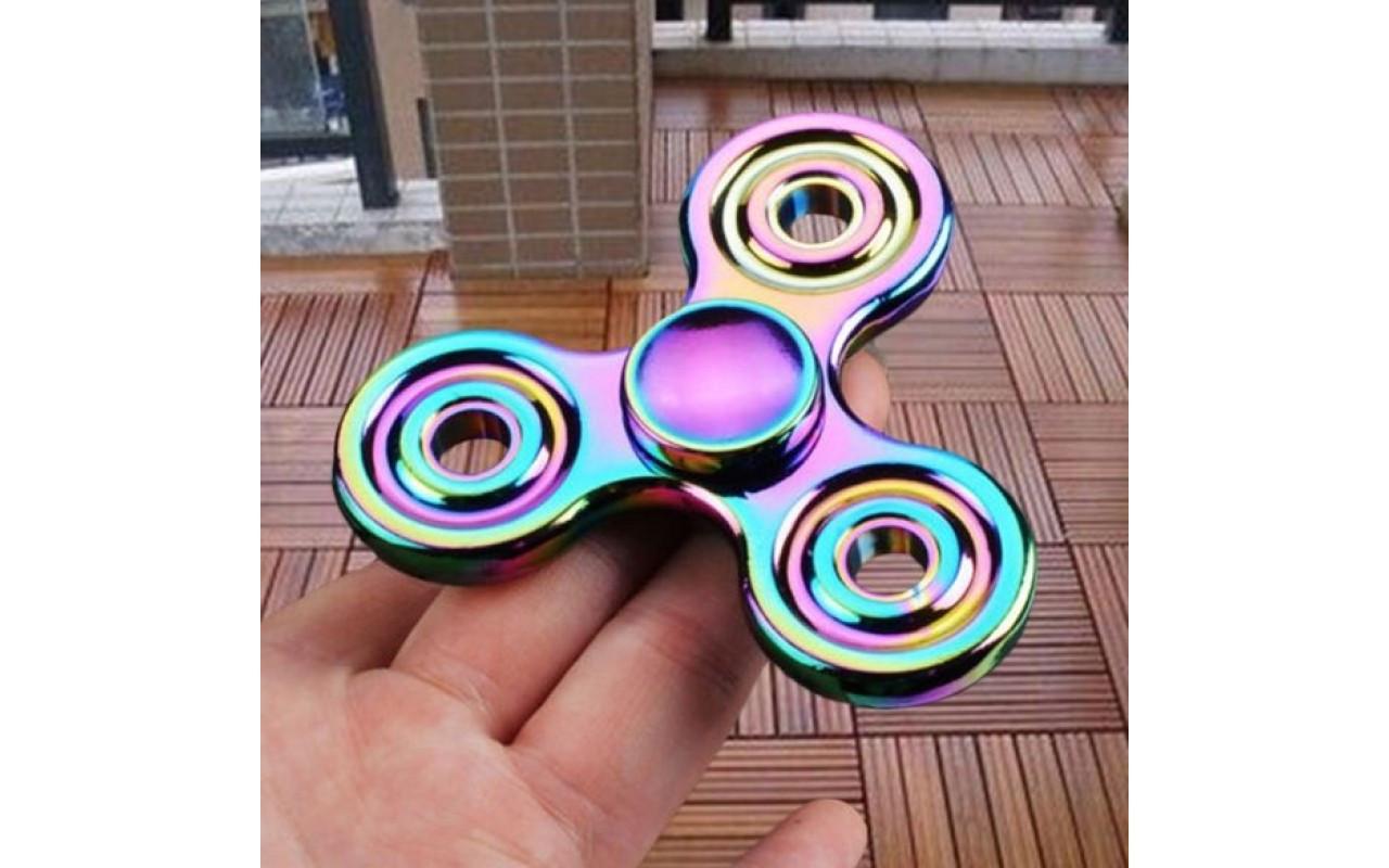 Спиннер Fidget Toy вертушка Chameleon Splash