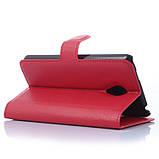 Чехол-книжка Bookmark для Meizu MX4 Pro red, фото 3