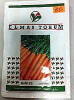 Семена моркови Нантес, ранний, 25гр