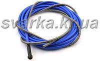 Спираль подающая синяя 1.5 / 4.5 / 540 мм 124.0015 Abicor Binzel