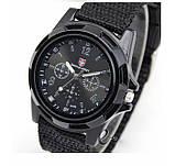 Чоловічі годинники Gemius Army black, фото 2