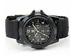 Чоловічі годинники Gemius Army black, фото 5