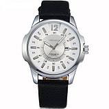 Часы мужские Curren Colorado black-sіlver-white, фото 2