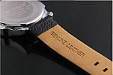 Часы мужские Curren Colorado black-sіlver-white, фото 3