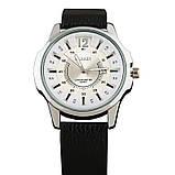 Часы мужские Curren Colorado black-sіlver-white, фото 5