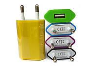 Зарядное устройство USB адаптер 220В стилизованое под iPhone