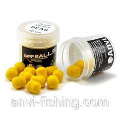 Mini Wafters CARPBALLS 10mm PEAS (горох)