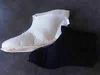 Вставка в резиновые полусапожки женские сапоги оптом Литма