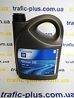 Масло моторное полусинтетическое 10W40 GM Semi Synthetic (5L) - 1942046