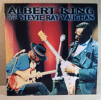 CD диск Albert King with Stevie Ray Vaughan - In Session