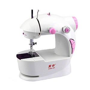 Мини швейная машинка FHSM 201 4 в 1