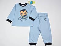 Пижама Original Marines для мальчика 80 см голубая ARIV0976NO