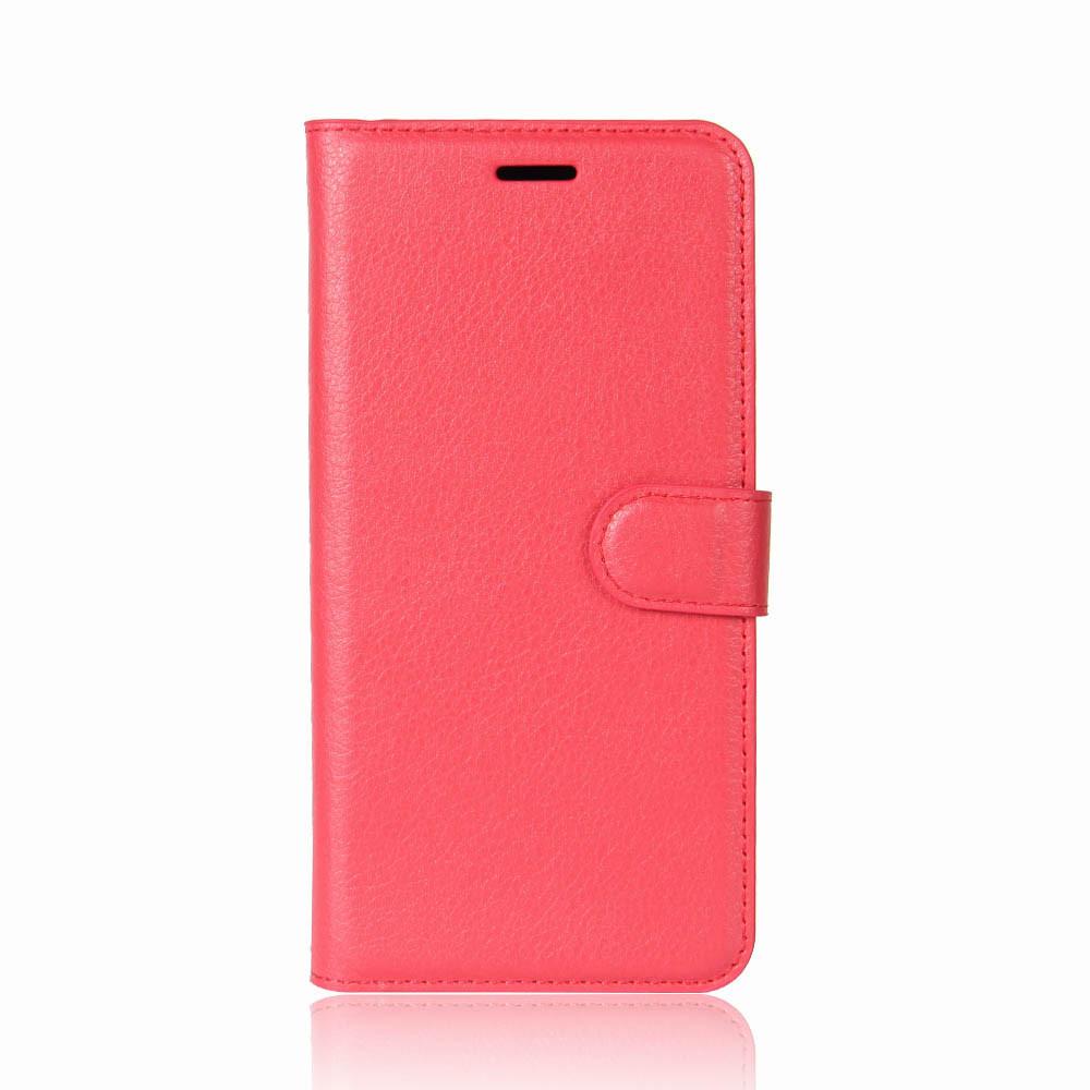 Чехол-книжка Bookmark для Samsung Galaxy S9/G960 red