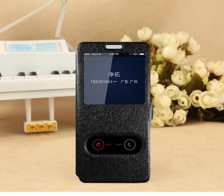 Чехол-книжка Holey для Samsung Galaxy S8/G950 black