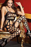 Эротическое белье. Эротический боди-комбинезон ANNET (38 размер размер XS)