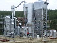 Газогенераторные электростанции, газогенераторы, пиролизный газогенератор, газификатор, газификация