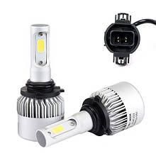 Світлодіодна лампа H16 з охолодженням HighBe 9-32V 36W