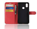 Чехол-книжка Bookmark для Xiaomi Redmi S2 red, фото 4