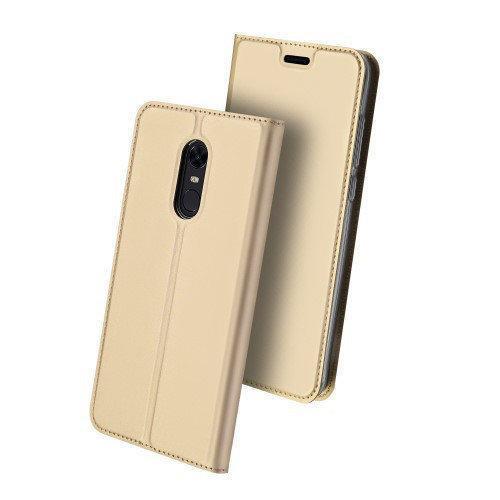 Чехол-книжка Dux Ducis для Xiaomi Redmi 5 gold