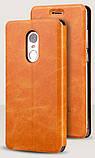 Чехол-книжка MOFI Vintage Series для Xiaomi Redmi Note 4X gray, фото 4