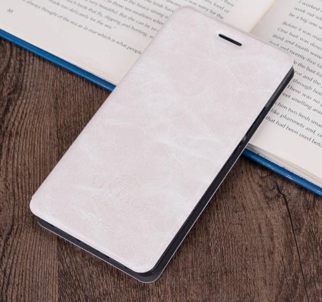 Чехол-книжка MOFI Vintage Series для Xiaomi Mi Max 2 white