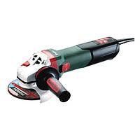 Болгарка Metabo WEV 15-125 Quick, 1.55 кВт, 125 мм