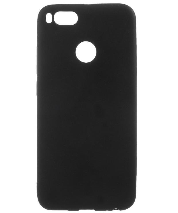 Силиконовый чехол SlimCase для Xiaomi Mi 5x (Mi A1) black
