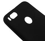 Силиконовый чехол SlimCase для Xiaomi Mi 5x (Mi A1) black, фото 4